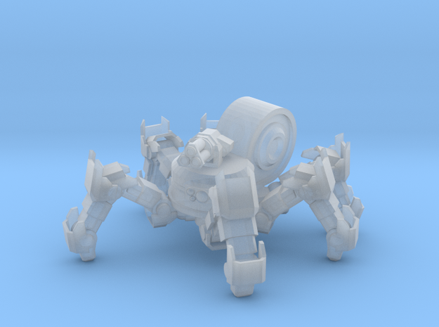 SciFi Spiderbot 28mm 3d printed