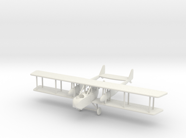 """AGO C.I """"Bomber"""" 1/72 Scale 3d printed"""