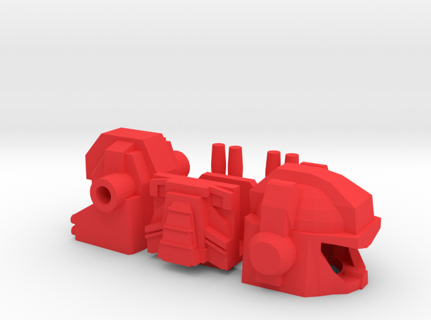 Fire in the Sky Set 3d printed