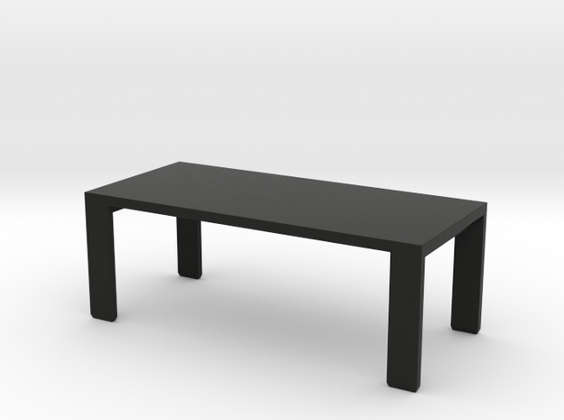 1:39 Scale Model - Table 04 3d printed