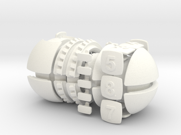 Gear Planet 3d printed