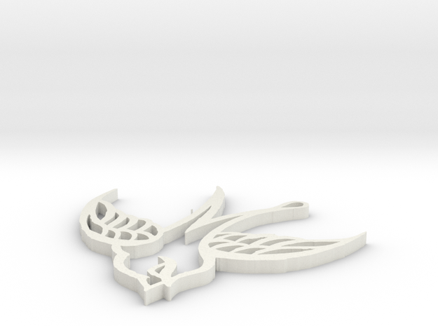 SPARROW 3d printed