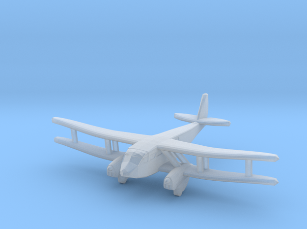 1/300 DH89 Dragon Rapide 3d printed