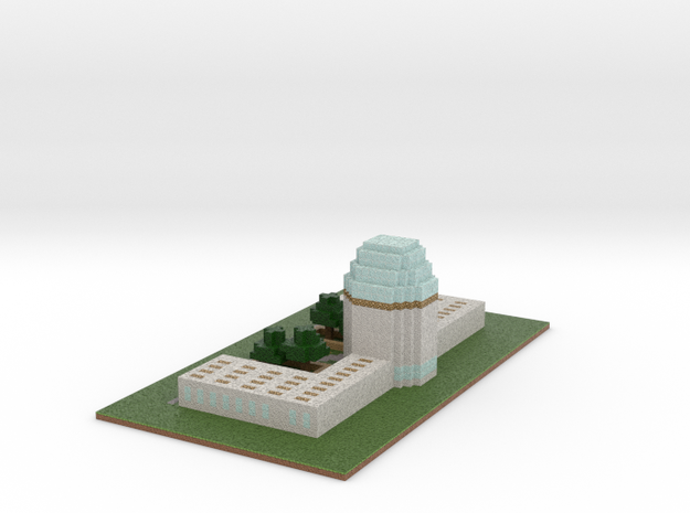 White House Mini 3d printed