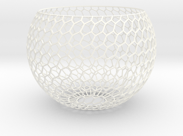 Lamp Shade-6h 3d printed