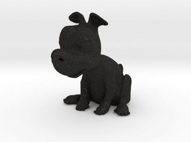 PupCharm 3d printed