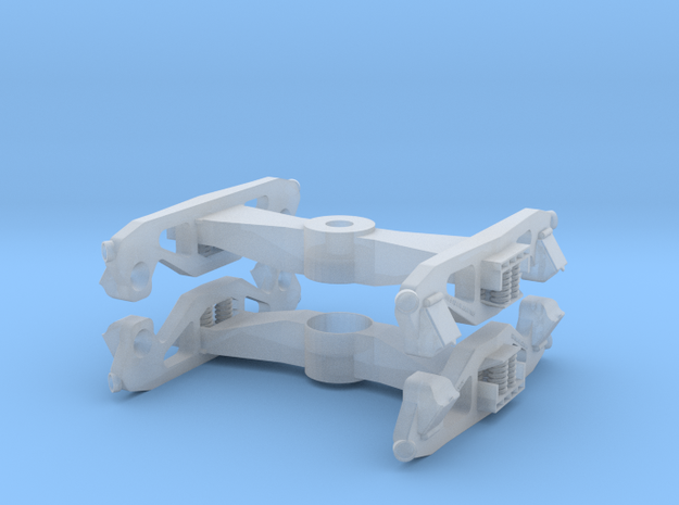 Western Pole Pocket Truck 3d printed