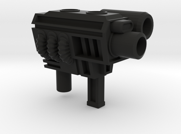 Generation 2 Sideswipe 5mm Gun 3d printed