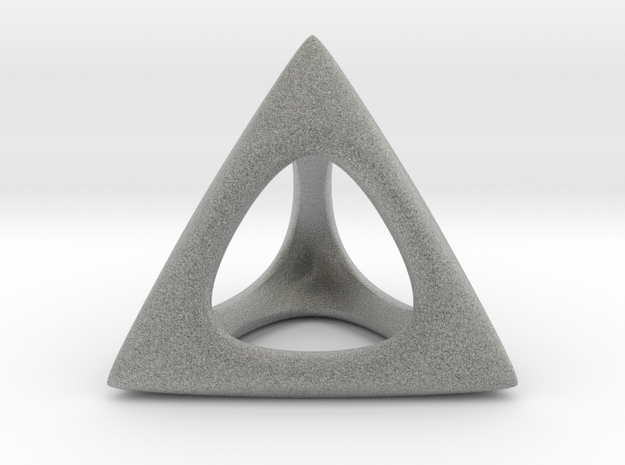 Tetra_wire 3d printed