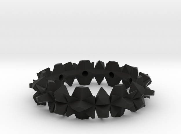 bangle 002 hollow 75mm 3d printed