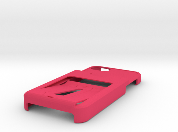 TankTriiphone5casew3CC1IDholder 3d printed
