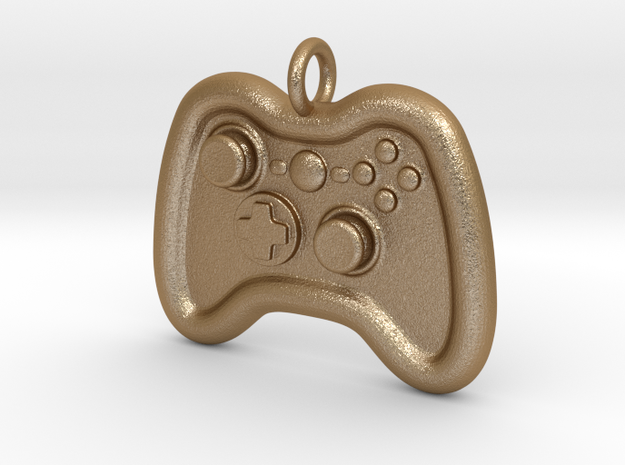 Controller Pendant 3d printed