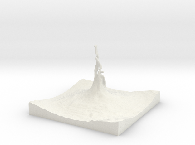 water splash 12 3d printed