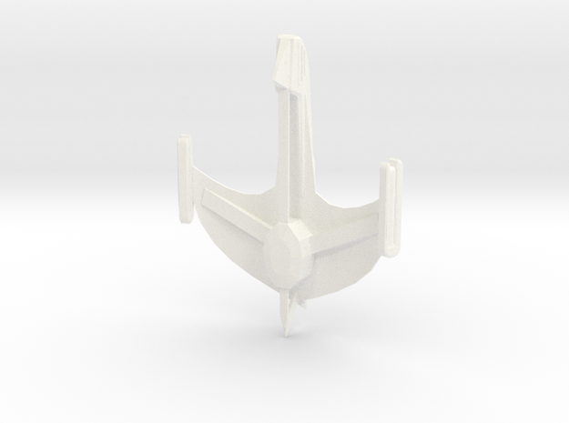 raven class attack ship 3d printed