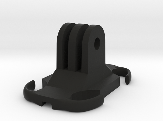 GoPro Tripod and Flat Mount 3d printed