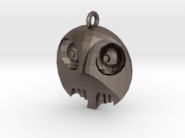 OvalOwlBigClawsImprooved 3d printed