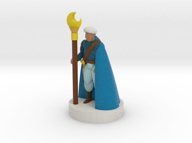 Blue Mage Pocket 3d printed