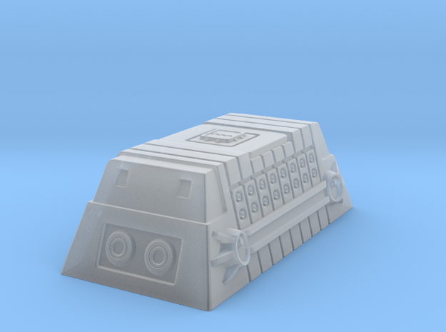 Class-A Cargo Container 3d printed