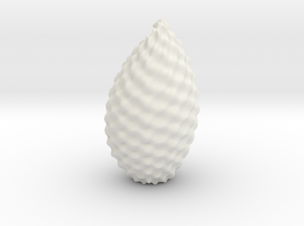 Pineapple Vase 3d printed