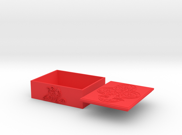 Art Box 3d printed