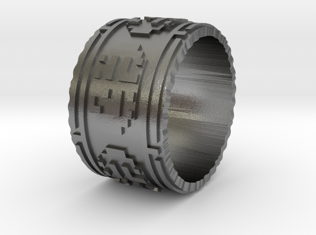 Journey Ring 11 3d printed