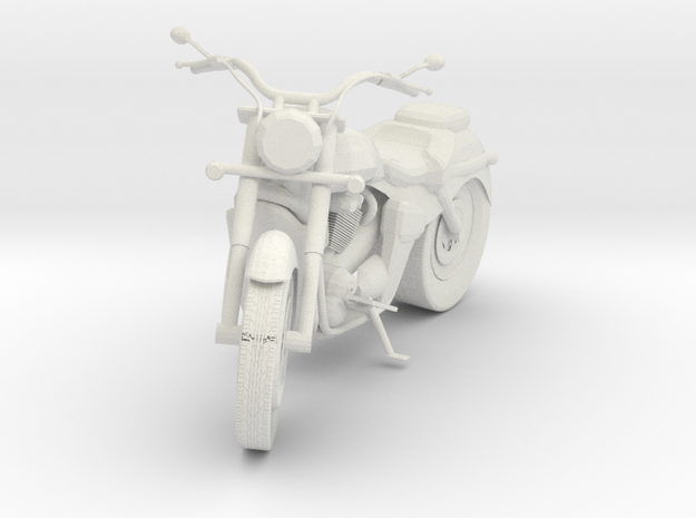 Honda Shadow 700cc 3d printed