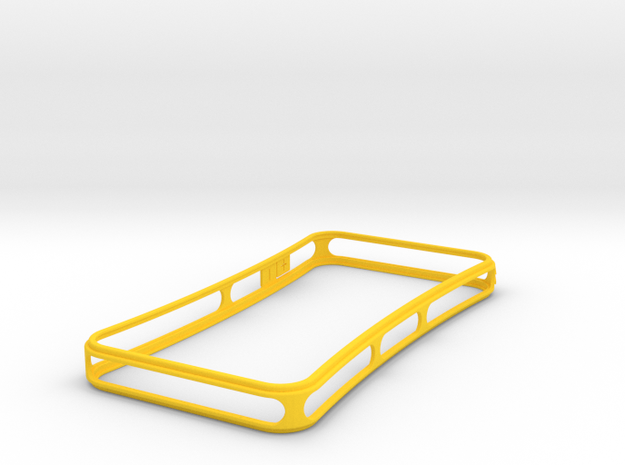 Brute for iPhone 4 - Thin but Tough 3d printed