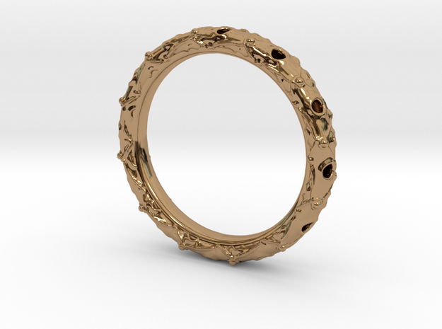 Hollow Ring 4 3d printed
