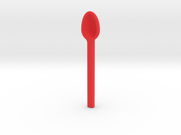 Magic Spoon 3d printed