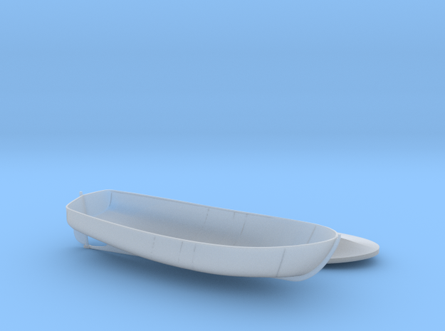 Beiboot 1:50 3d printed