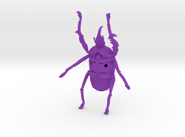 Giant Beetle - Goliath 8cm - Scarab 3d printed