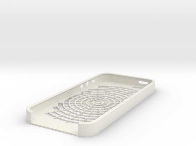 Iphone 5 Case - Web 3d printed