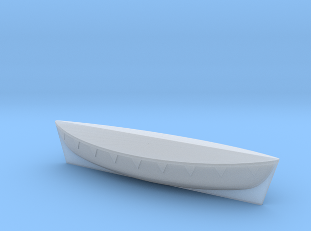 LifeBoat - Zscale 3d printed