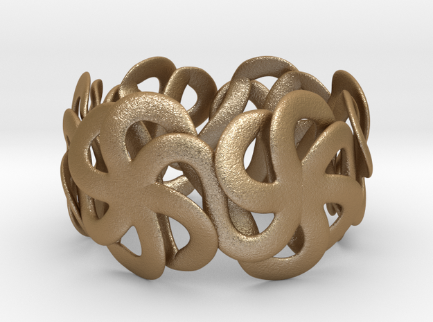 Staroidz Ring 3d printed