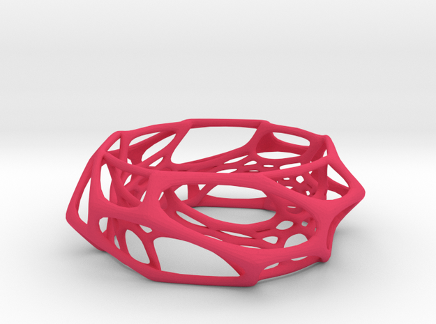Exo Bangle sz M 3d printed
