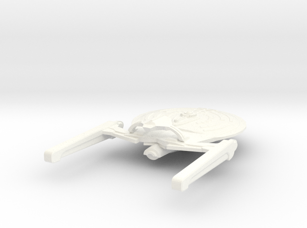 USS Spruance 3d printed