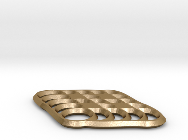 Anpatha Ripples 3d printed