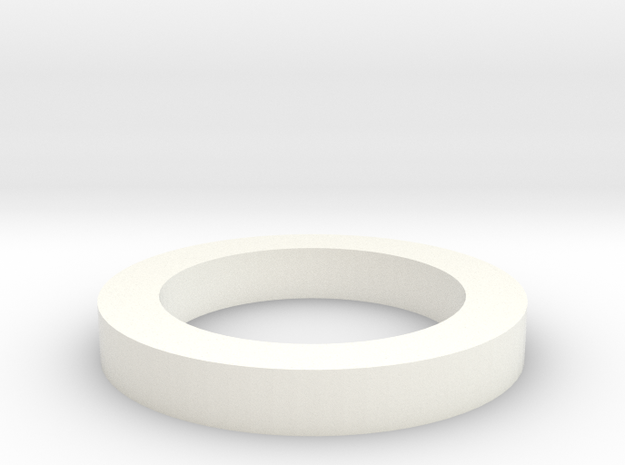 simple bangle form 3d printed