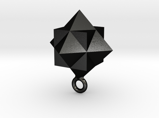 Gamma Star Ornament 3d printed