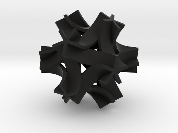 Origami I, large 3d printed