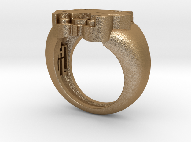 Strooper Ring 19,8mm 3d printed