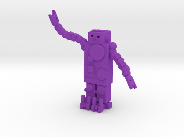 Bob the Robot 3d printed
