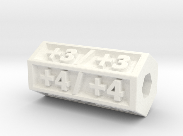 Magic:The Gathering +1/+1 Counter 3d printed