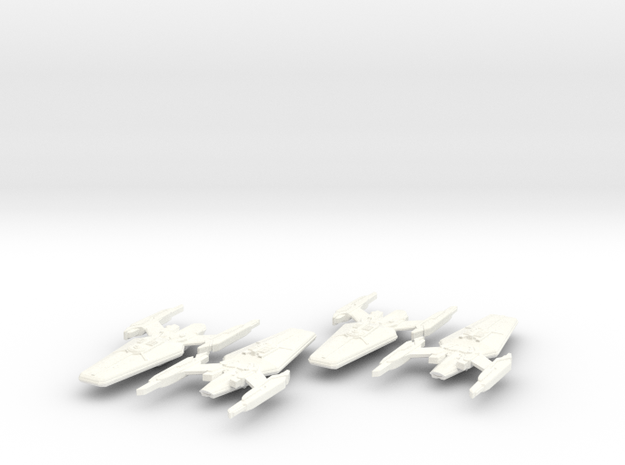 Lowell Class (Upgrade) 3d printed