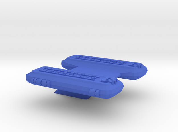 Space Ship Upper Console 3d printed