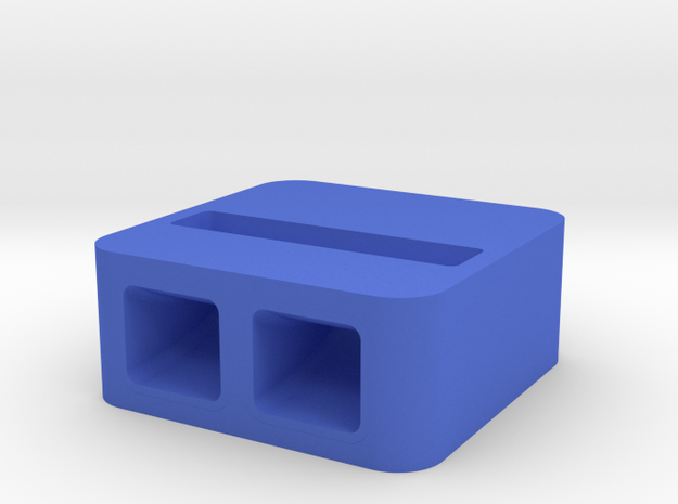 IPhone5 IPhone Sound Dock Charging 3d printed