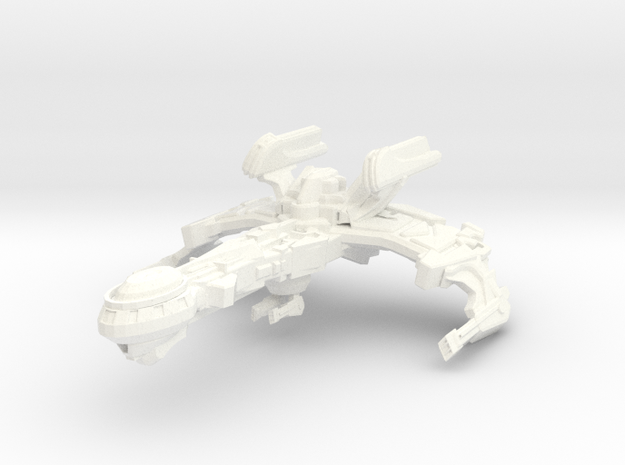 Klin Class Destroyer 3d printed