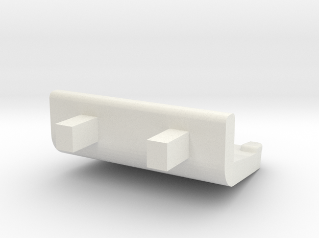HO M7 Double Seat 3d printed