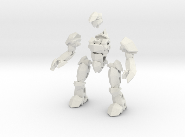 Construct 2 X2 Scale 3d printed