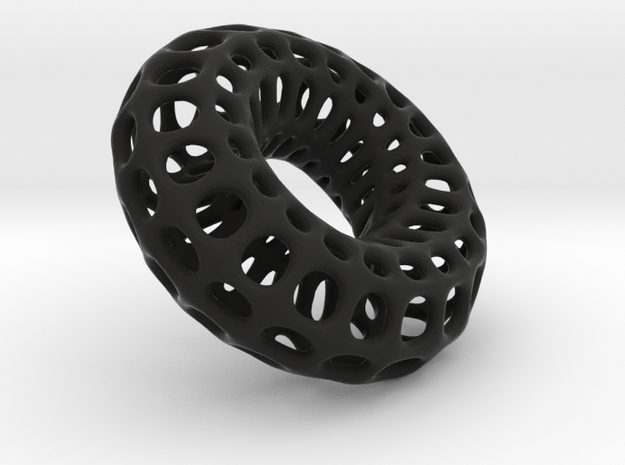 Mobius wireframe 3d printed